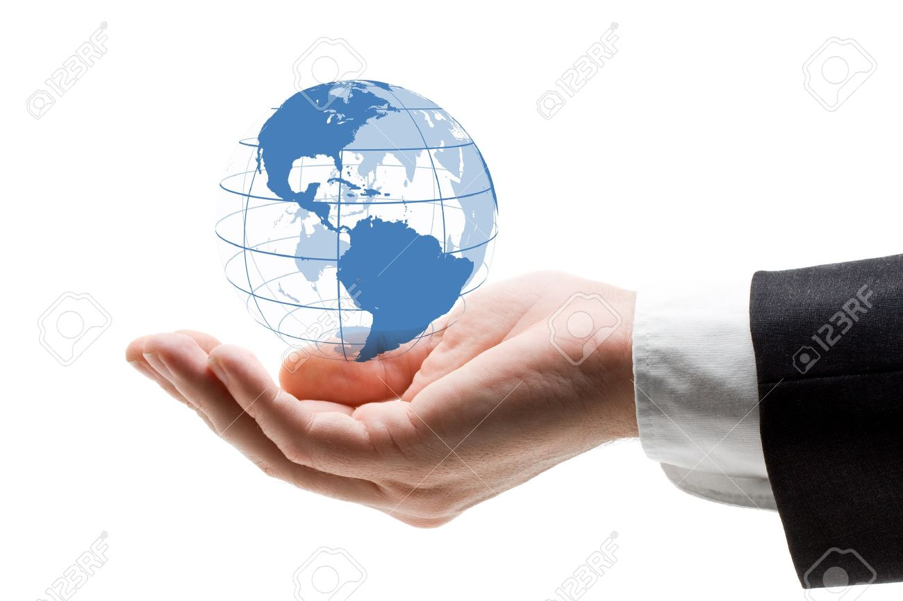 9117227-Hand-holding-blue-globe-global-business-concept-Stock-Photo