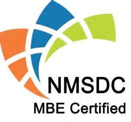 Certified National Minority Business Enterprise Supplier