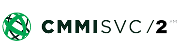 CMMI SVC2 logo