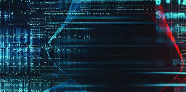 A cybersecurity hacker