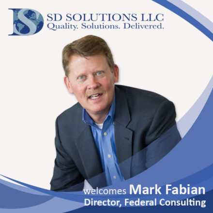 Director Of Federal Consulting Joins SD Solutions